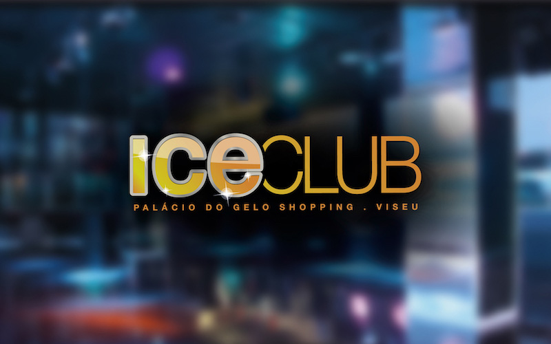 logótipo iceclub